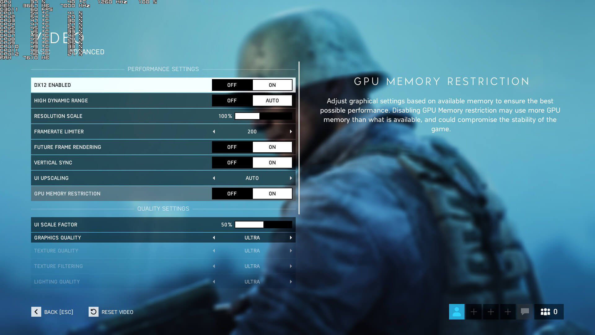 Battlefield 5 PC Performance Analysis - DSOGaming
