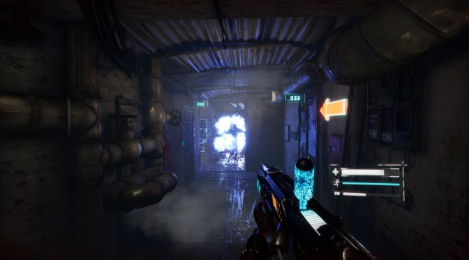 2084 is a new cyberpunk first-person shooter coming to Steam Early Access next week