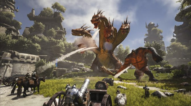 ATLAS may be DLC meant to come out for ARK: Survival Evolved, has already Mostly Negative reviews