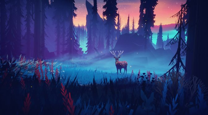 Among Trees is a new colourful survival sandbox game