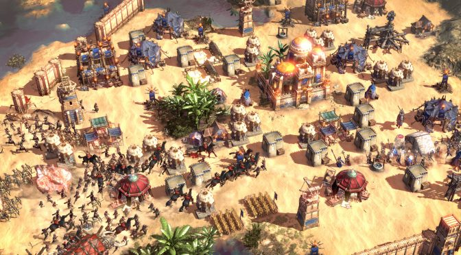 First gameplay footage revealed for Petroglyph's Conan strategy game, Conan Unconquered