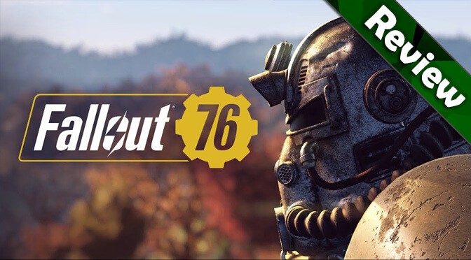 Fallout 76 Review: Semi-Wasted, Semi-Wonderful