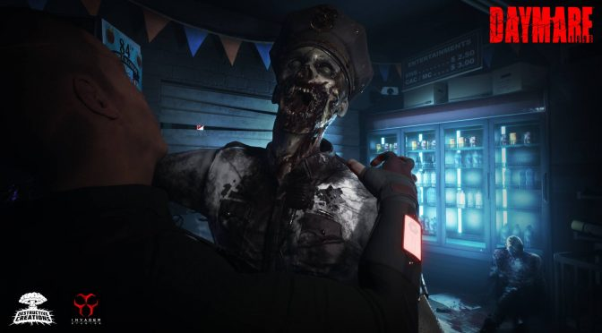 Destructive Creations will publish the Resident Evil-inspired horror game, Daymare: 1998