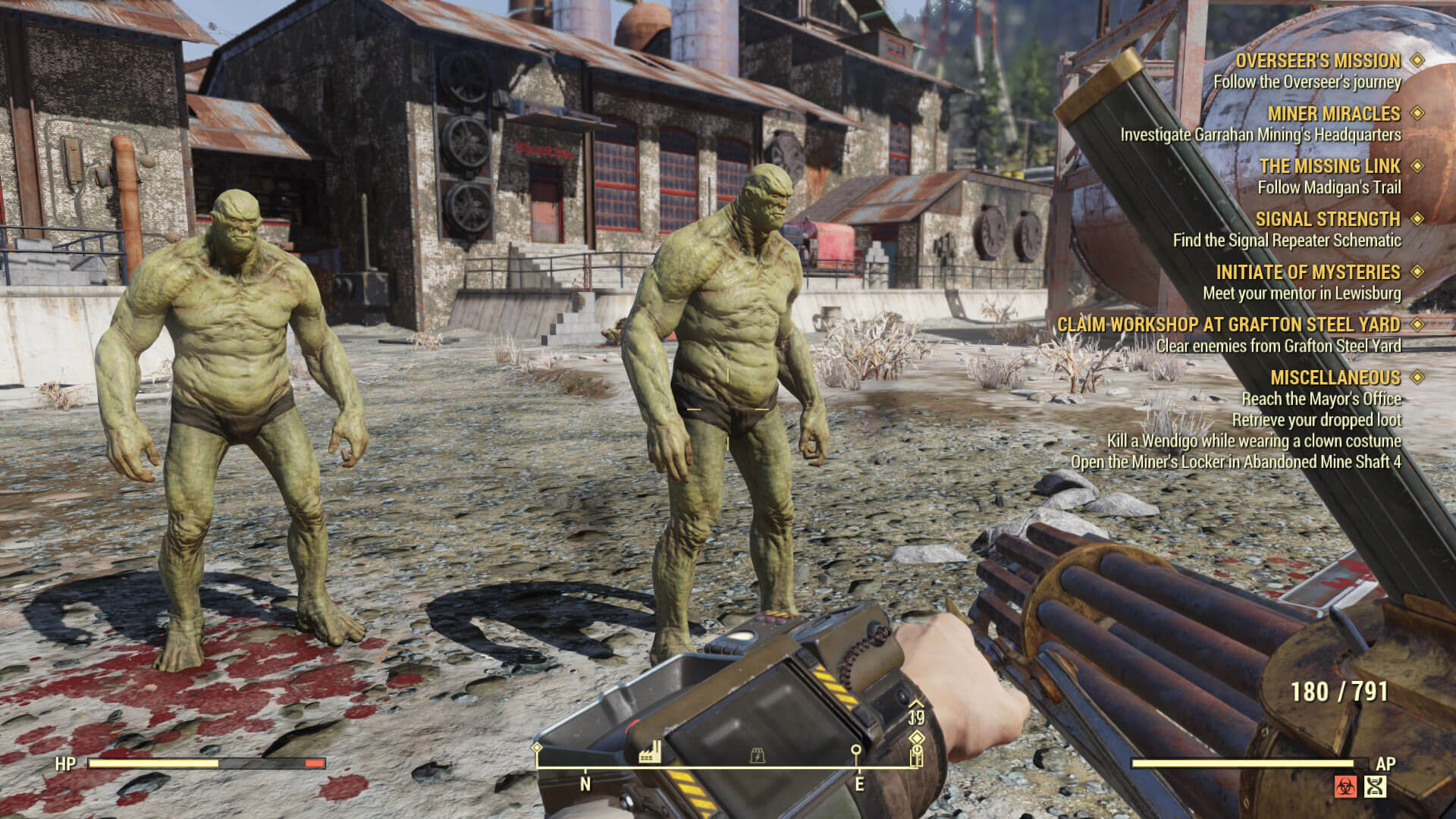 Fallout 76 Review: Semi-Wasted, Semi-Wonderful - DSOGaming