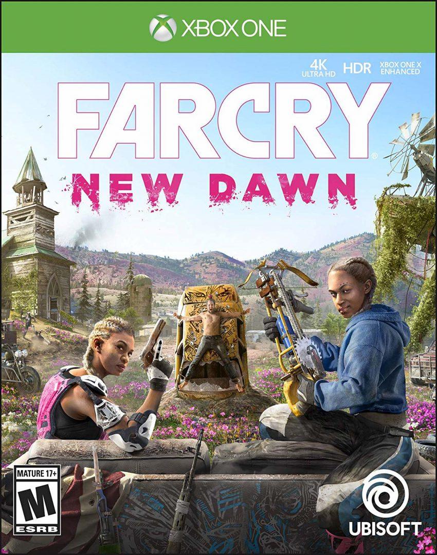 Far Cry 5 Vs Far Cry New Dawn Map Location Video Comparison