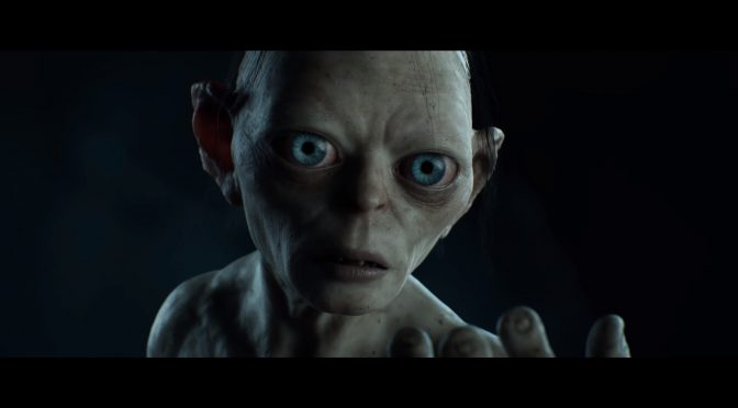 Here is the Gollum from The Lord of the Rings being rendered in real-time in Unreal Engine 4