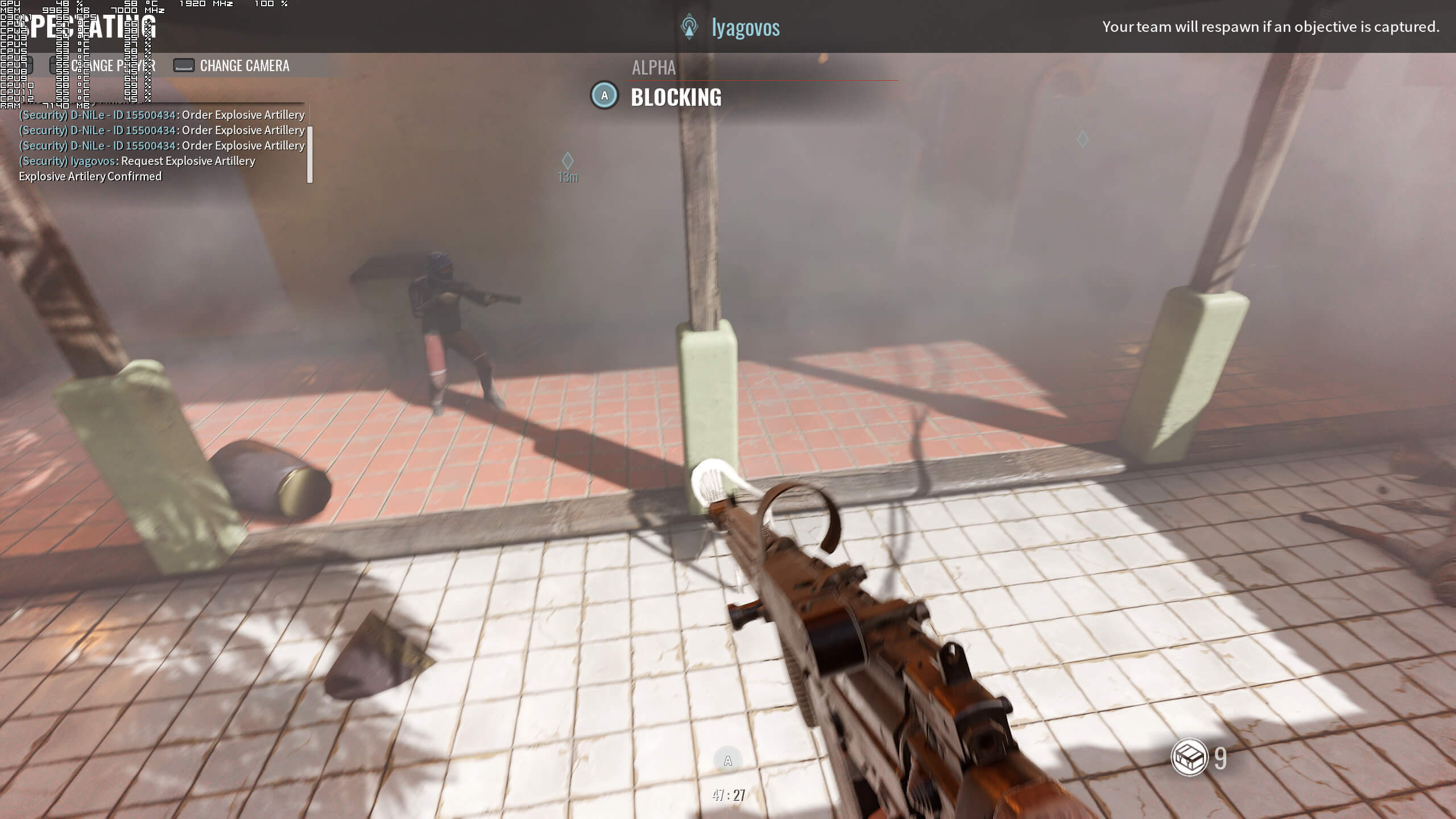 Insurgency: Sandstorm has been released, still suffers from