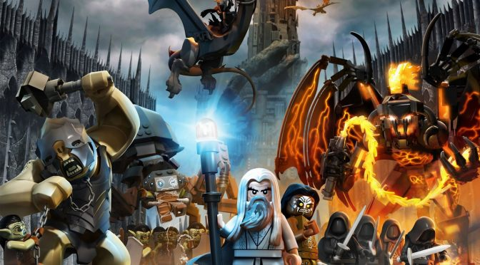 lego lord of the rings free