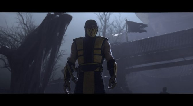 Mortal Kombat 11 has been officially announced, releases on April 23rd
