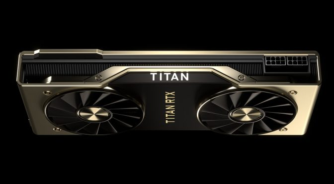 First gaming benchmarks revealed for the NVIDIA Titan RTX graphics card