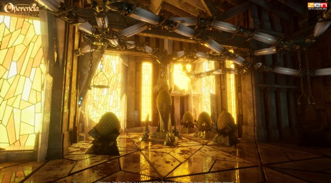 Operencia: The Stolen Sun is yet another game that abandons Steam in favour of Epic's store