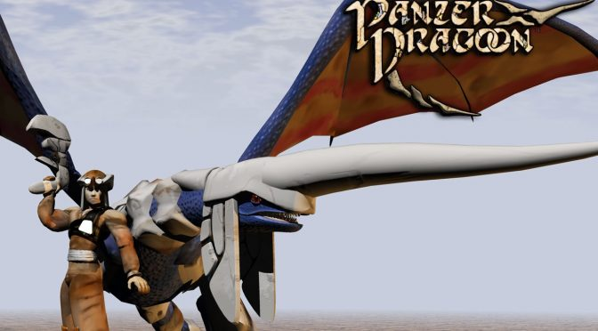 Panzer Dragoon: Remake and Panzer Dragoon II Zwei: Remake have been officially announced