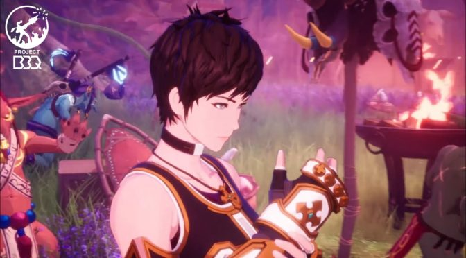 Project BBQ is a new 3D Dungeon Fighter Online, powered by Unreal Engine 4 with anime-style visuals