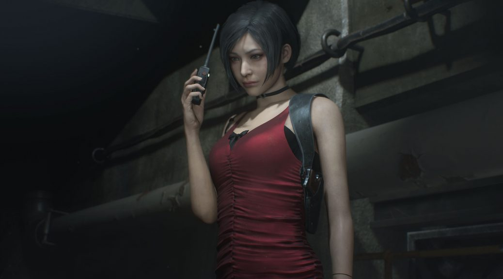 Ada Wong Gets Completely Nude in New Resident Evil 2 Mod