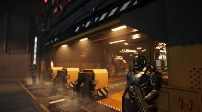 Here are some screenshots from Star Citizen Alpha 3.4