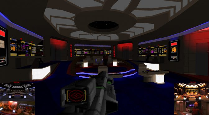 Star Trek and Quest for Glory IV come to GZDoom, demos available for download