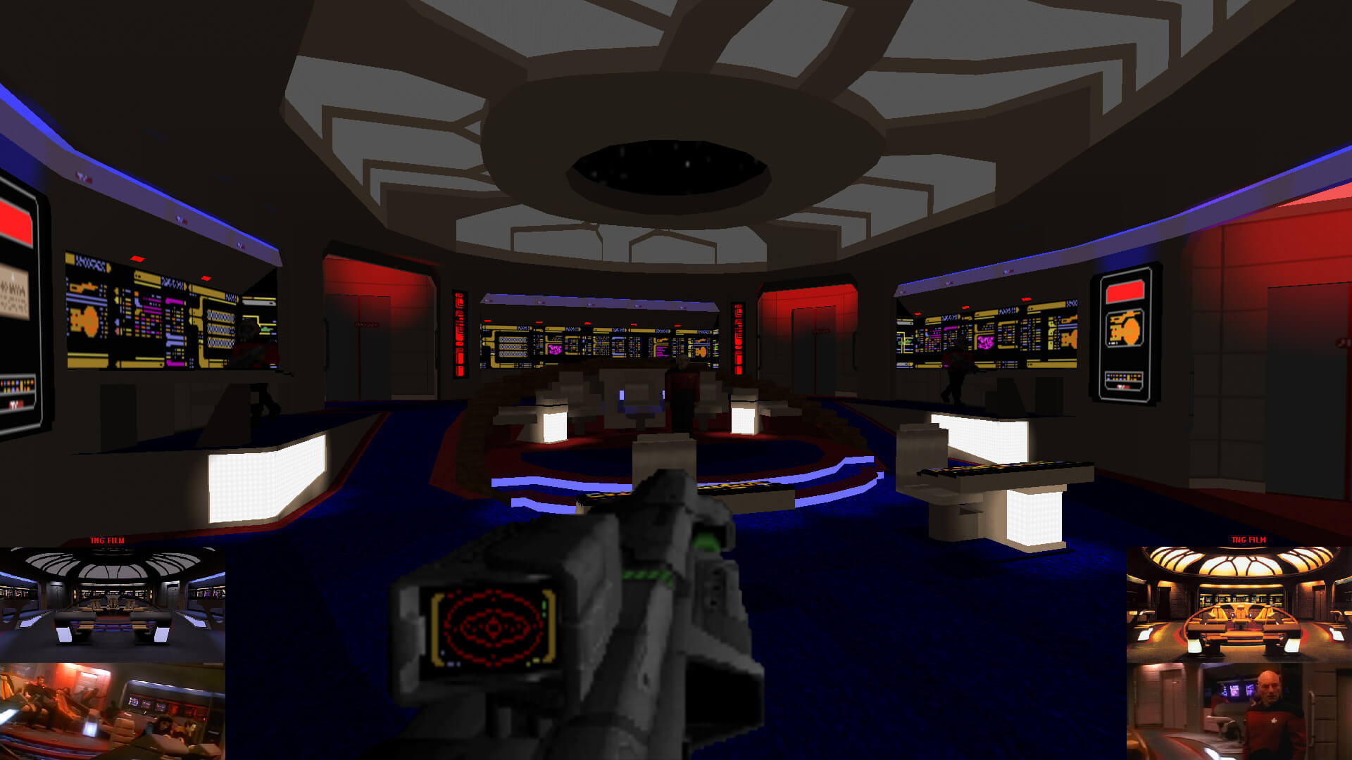 Star Trek and Quest for Glory IV come to GZDoom, demos available for