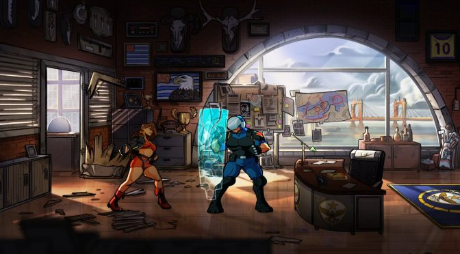 New Streets of Rage 4 screenshots released
