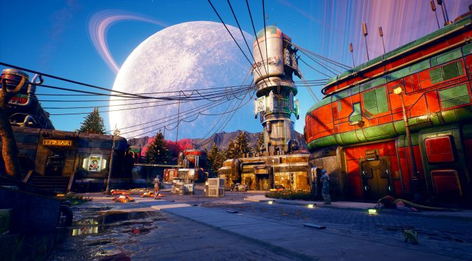 Obsidian's The Outer Worlds won't feature any microtransactions, new details + first screenshots