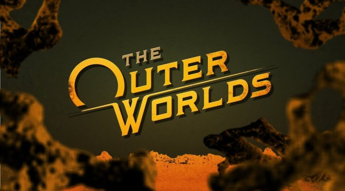 Obsidian's new game is called The Outer Worlds, releases in 2019, gets debut gameplay trailer