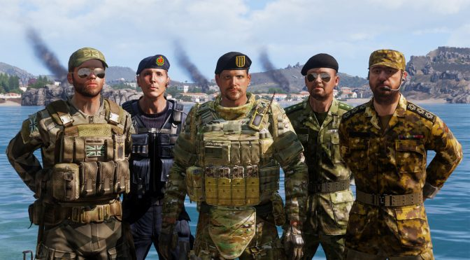 Free update adds competitive large-scale multiplayer mode to Arma 3