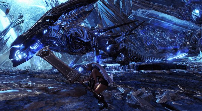 This mod brings the Xenomorph Queen from Alien to Monster Hunter World