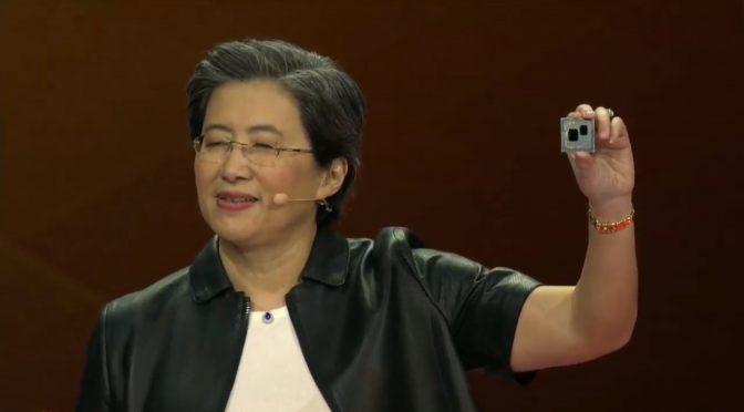 AMD 3rd Gen Ryzen CES 2019