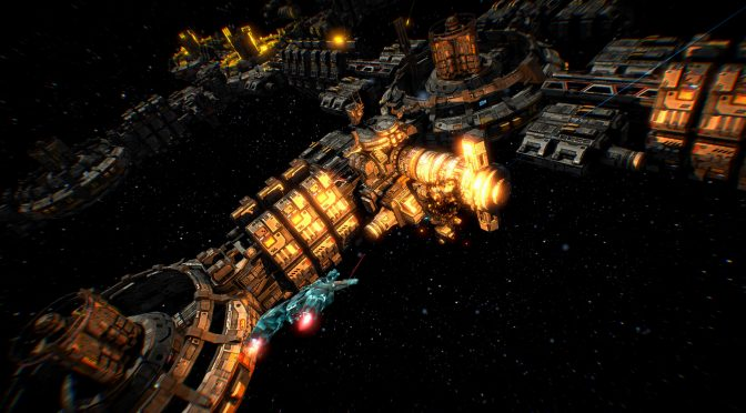 Space shooter Arc Savior releases on January 31st, gets new gameplay video