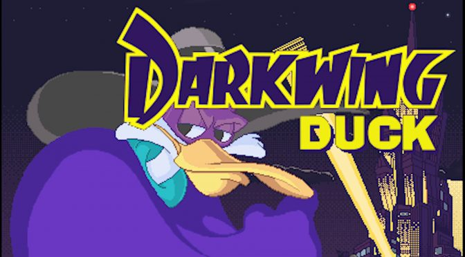 Someone has created a lovely 2D Darkwing Duck tech demo and you can download it right now