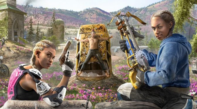 Far Cry New Dawn Patch 1.0.4 available for download, full patch release notes revealed