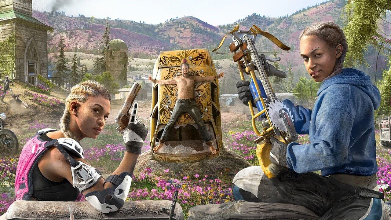 Far Cry New Dawn - Day-1 update detailed, full patch release