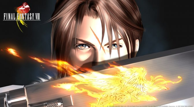 Final Fantasy 8 Remastered releases on September 3rd, gets brand new trailer