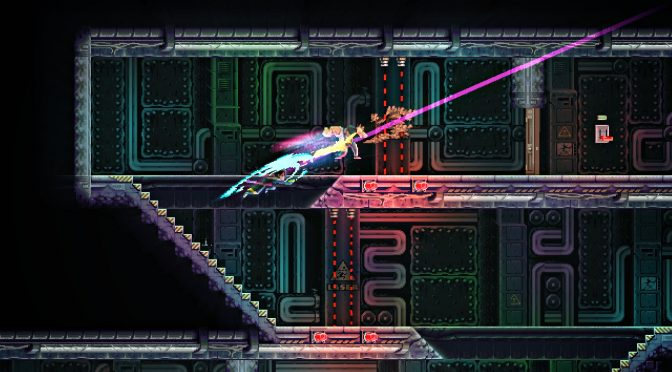 Stylish neo-noir action platformer, Katana ZERO, releases this March