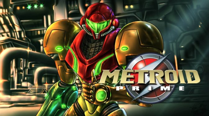 Metroid Prime feature by Mykiio