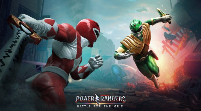 Power Rangers: Battle for the Grid Update 2.0 released, adds crossplay between PC, Xbox One & PS4