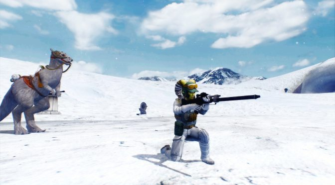 New maps & 3D models released for Star Wars Battlefront 2 (2005) fan remaster project + screenshots