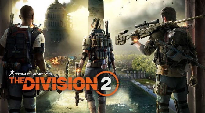 Story trailer released for Tom Clancy's The Division 2