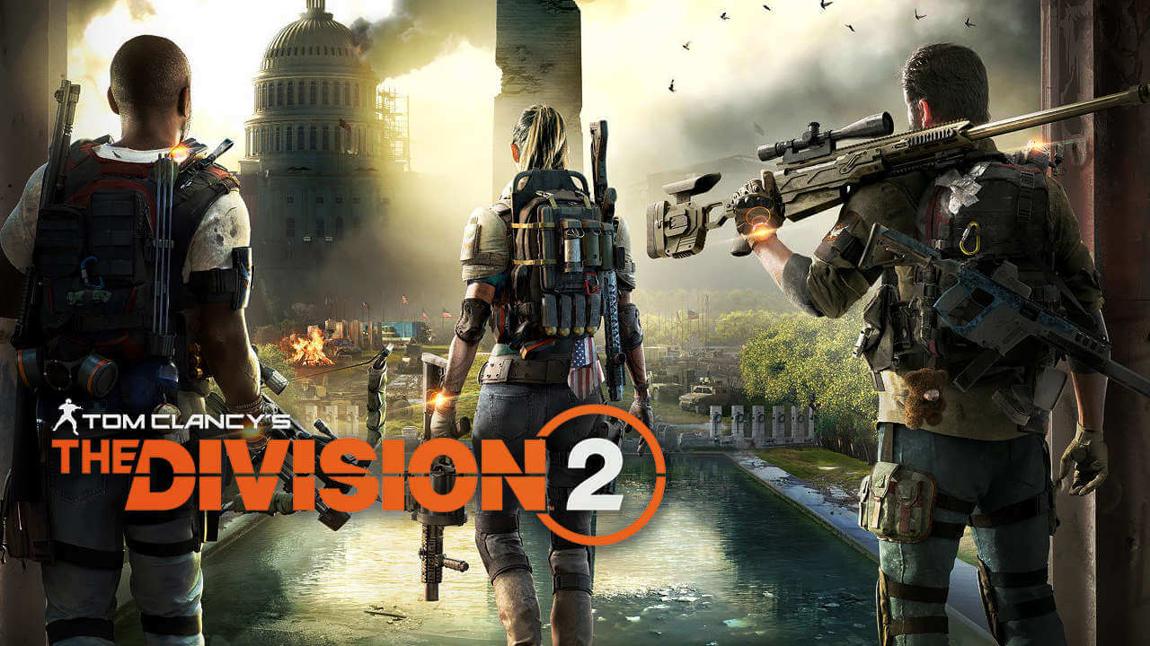 Image result for the division 2 1280x720