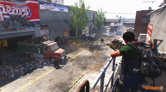 Tom Clancy's The Division 2 March 17th Update released, fixes various game issues, full patch notes