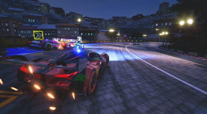 Xenon Racer releases later today on Steam, gets a launch trailer