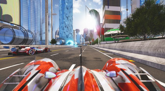 Futuristic arcade racer, Xenon Racer, releases on March 26th + new screenshots & gameplay trailer