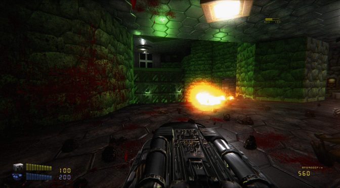 Experimental Doom Remake 4 version adds more lights