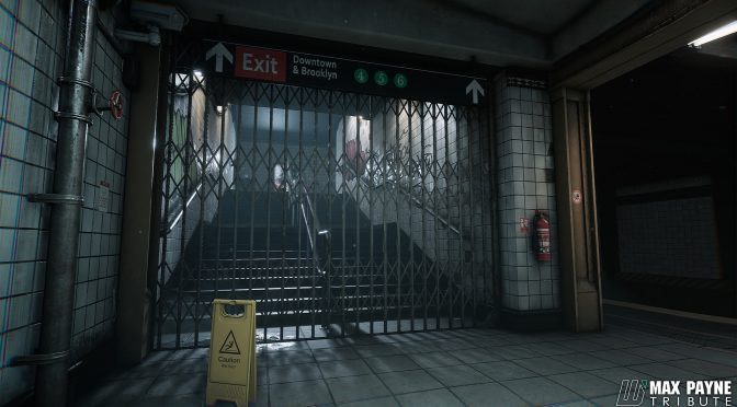 Here is what a modern-day remake of the first Max Payne game could have looked like