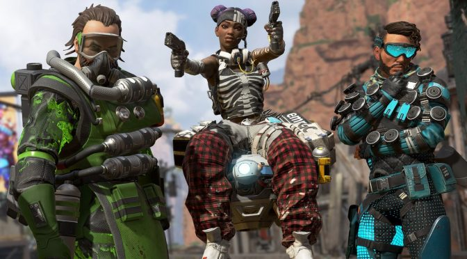 You can now play APEX Legends in third-person mode until January 20th