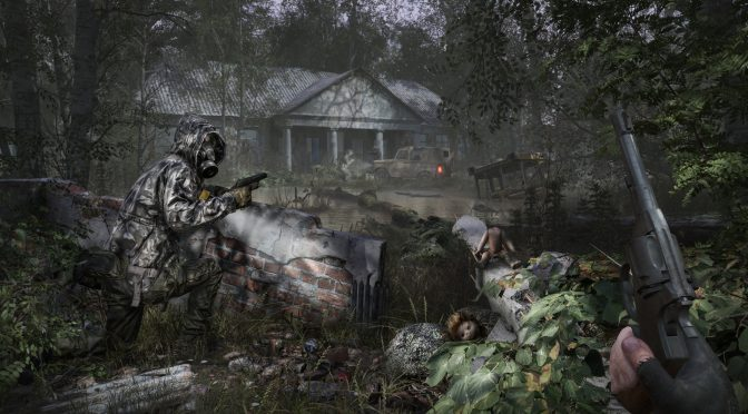 STALKER-inspired survival game, Chernobylite, now supports DirectX 12 and AMD FidelityFX