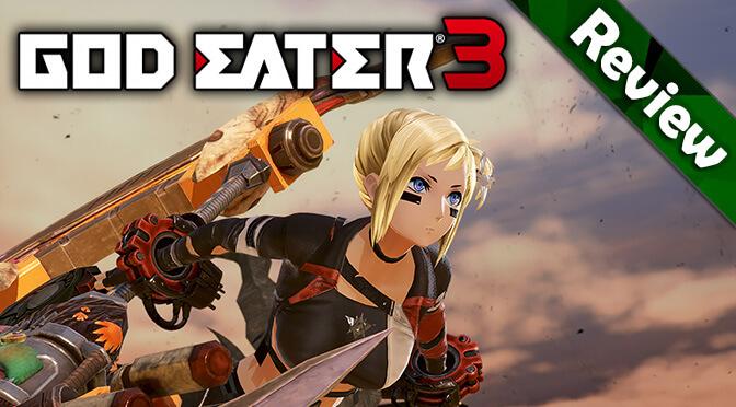 God Eater 3 Review: Low Effort Manic Monster Munchin'