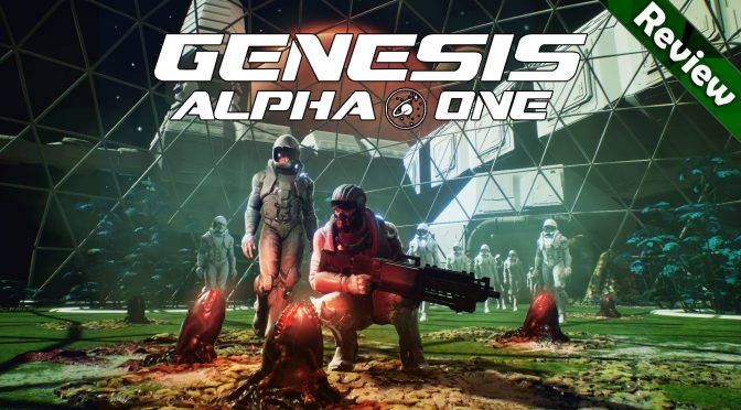 Genesis Alpha One Review: Lifeless as the Vacuum of Space