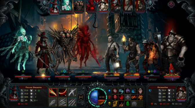 Daedalic announces new tactical RPG, Iratus: Lord of the Dead