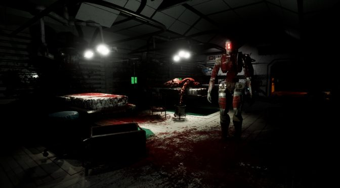Negative Atmosphere is a new indie sci-fi horror game inspired by Dead Space [UPDATE]