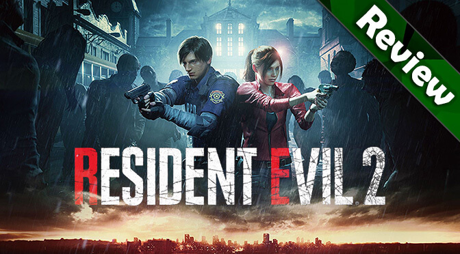 Resident Evil 2 Review: Gruesomely Gorgeous